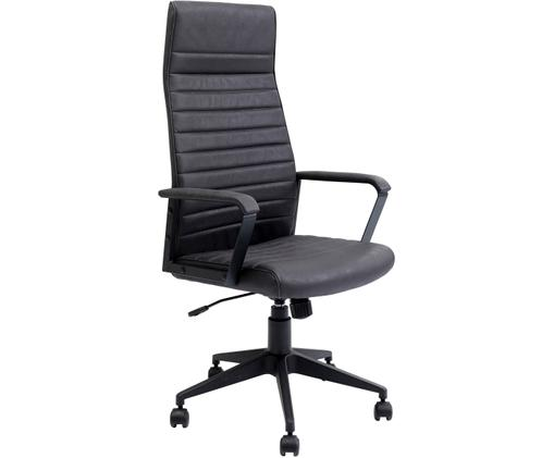 Biurowe krzesło obrotowe ze sztucznej skóry Amstyle