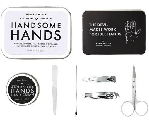 Set regalo Handsome Hands, 6pzas.