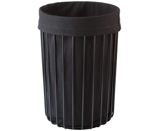 Wasmand Rondo, Zwart