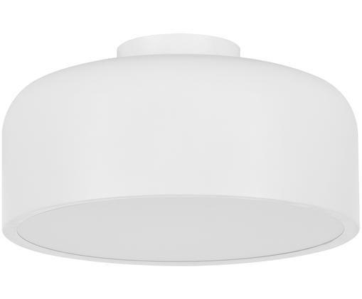 Lampa sufitowa Ole, Biały, matowy, Ø 35 x W 18 cm