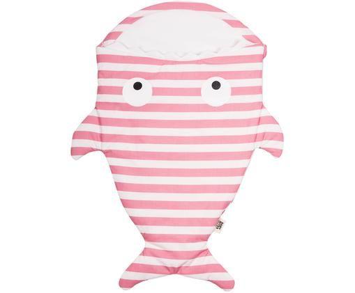 Sac de couchage pour enfants Mini Shark Stripes