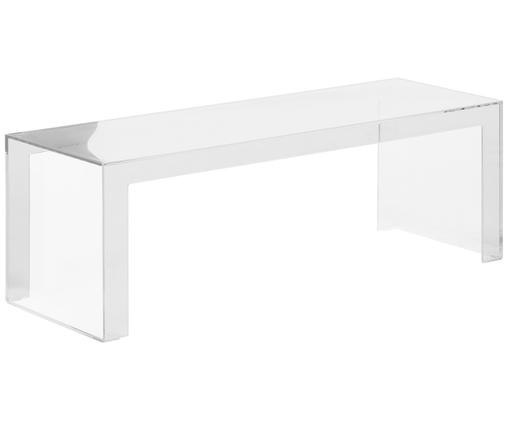 Table basse transparente Invisible
