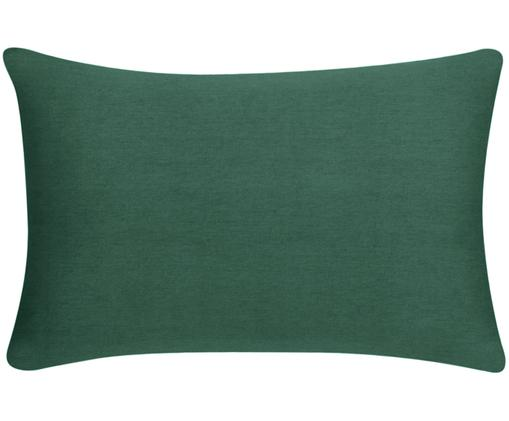 Federa arredo in cotone Mads, Cotone, Verde, Larg. 30 x Lung. 50 cm