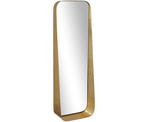 Specchio da parete Agna, Dorato