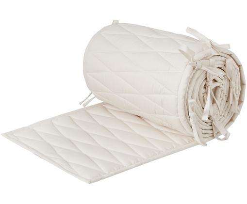 Bettnestchen Safe aus Bio-Baumwolle, Creme
