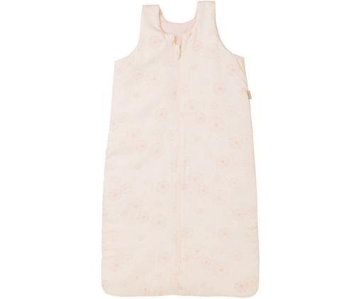 Śpiwór Dandelion, Tapicerka: bawełna organiczna, Jasny różowy, blady różowy, S 45 x W 85 cm