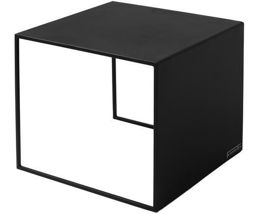 Design Beistelltisch 2Wall, Schwarz
