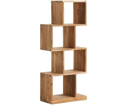 Regał Aroba, Drewno tekowe