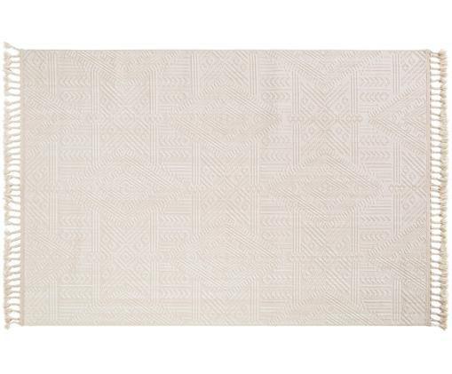 Dywan Laila Tang, Odcienie kremowego, S 190 x D 290 cm  (Rozmiar L)