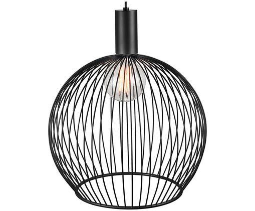 Lámpara de techo de diseño Aver, Negro