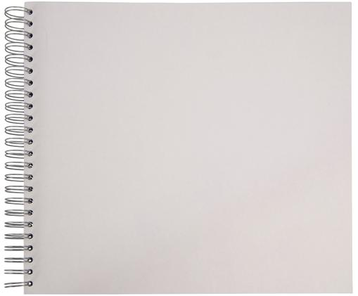 Fotoalbum Picture, Wit, 35 x 32 cm