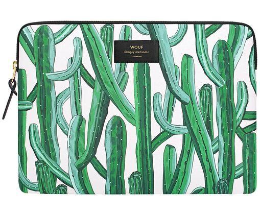 Laptophülle Wild Cactus für MacBook Pro/Air 13 Zoll, Grün