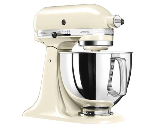 Robot da cucina - planetaria KitchenAid Artisan, Ciotola: acciaio inossidabile., Rosso, Larg. 37 x Prof. 24 cm