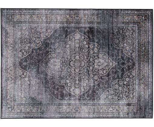 Tapis vintage Rugged, Anthracite