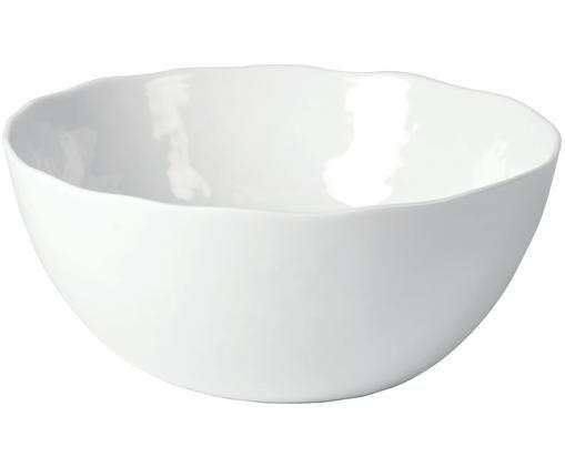Misa Porcelino, Porcelana, Biały, Ø 24 x W 10 cm