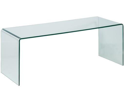 Mobile TV in vetro Bend, Trasparente