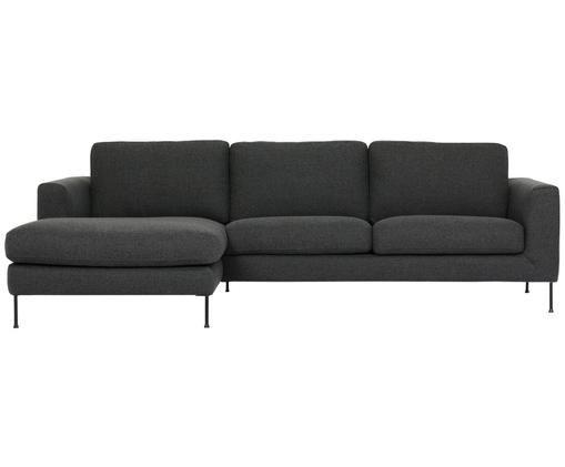 Canapé d'angle Cucita (3places), Anthracite