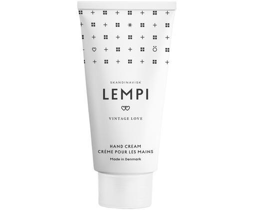 Handcreme Lempi (Rose), Behälter: Kunststoff, Weiß, 75 ml