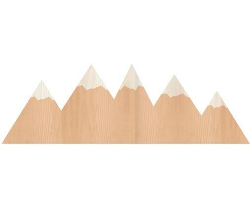 LED Wandleuchte Mountains mit Stecker