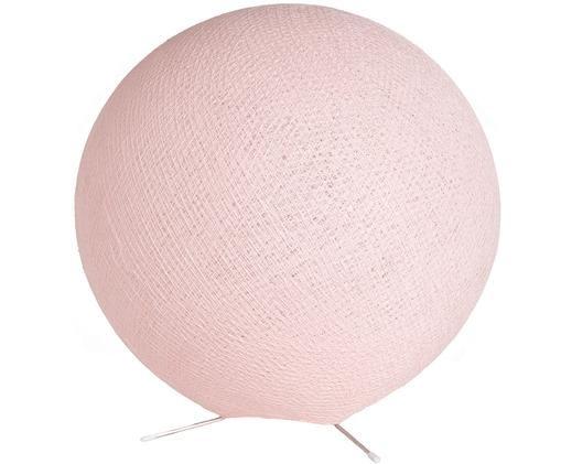 Lampada da tavolo Colorain, Rosa chiaro, Ø 36 cm