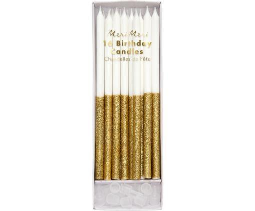 Ensemble de bougies d'anniversaire Dippy, 32 élém.