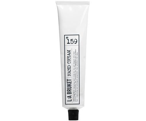 Handcreme Lemongrass (Zitronengras), Behälter: Kunststoff, Weiß, Schwarz, 70 ml