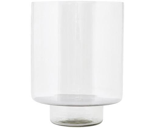 Portacandela in vetro Classic, Vetro, Trasparente, Ø 26 x A 34 cm