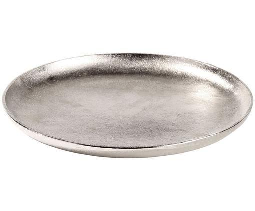 Deko-Tablett Bintel, Silberfarben