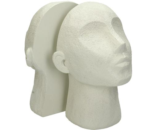 Buchstützen Head, 2 Stück