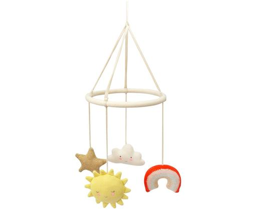 Babymobile Happy Weather aus Bio-Baumwolle