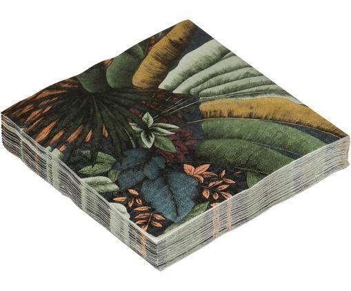 Serviettes en papier Fayette, 20 pièces