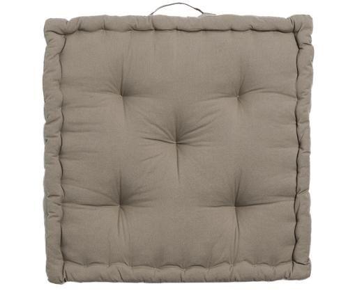 Poduszka podłogowa Gavema, Szary kamienny, S 60 x W 13 cm