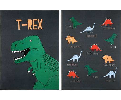 Set de posters Dinosaur, 2pzas.