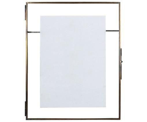 Fotolijst Collector Wall, Lijst: gecoat messing, Bronskleurig, 13 x 18 cm