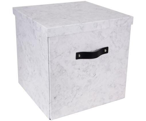 Scatola custodia Texas, Bianco, marmorizzato