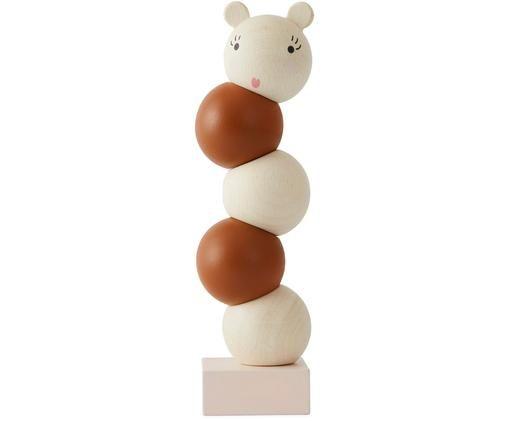 Grand jouet empilable en bois de hêtre Lala