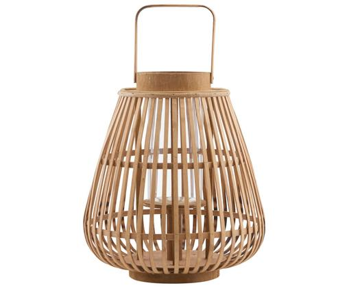 Lanterna Balu, Beige, Ø 30 x Alt. 33 cm