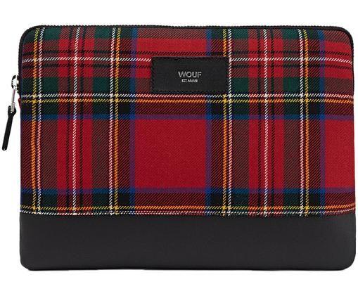 Etui na iPad Air Red Scotland, Wielobarwny, S 24 x W 23 cm