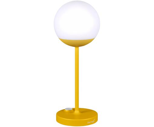 Lámpara LED móvil para exterior Mooon, Amarillo