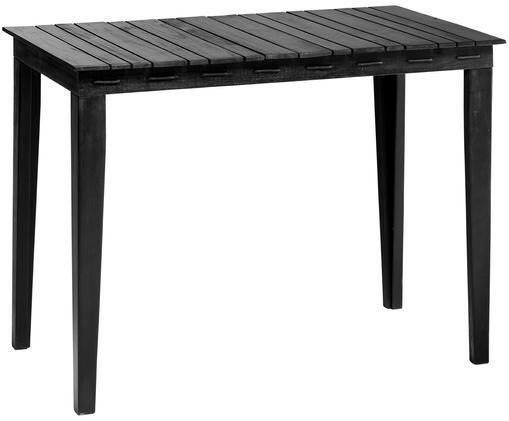 Stół ogrodowy DryUnder, Czarny