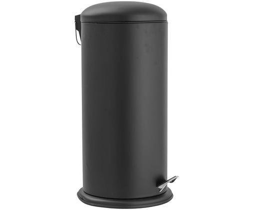 Poubelle Dustbin, Noir