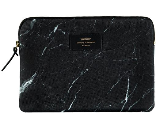 Etui na iPad Air Black Marble, Czarny, 24 x 17 cm