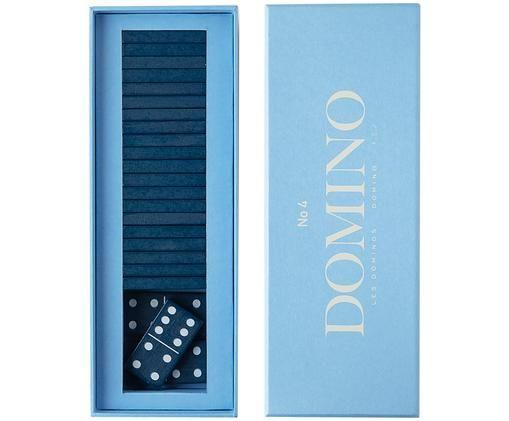 Domino-Set Classic, 30-tlg., Blau