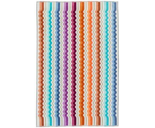 Ręcznik plażowy Vasilij, Bawełna  Niska gramatura 430 g/m², Wielobarwny, S 100 x D 150 cm