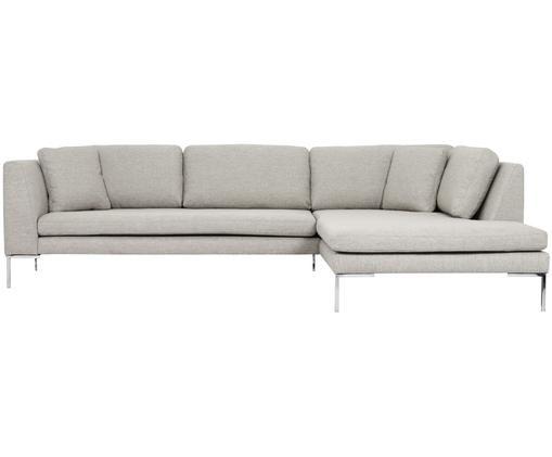 Canapé d'angle Emma, Beige