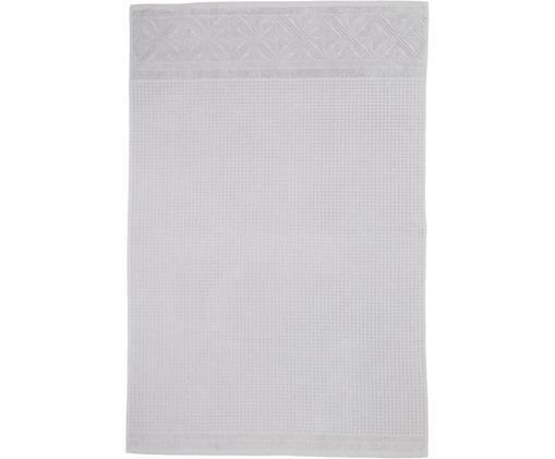 Ręcznik plażowy Retro, Jasny szary