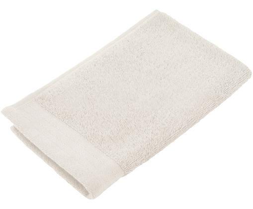 Asciugamano Soft Cotton, Cotone, qualità media, 550g/m², Beige chiaro, Asciugamano per ospiti