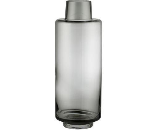Grand vase en verre soufflé bouche Hedria