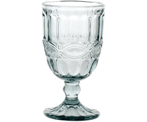 Bicchieri da vino Solange, 6 pz., Trasparente