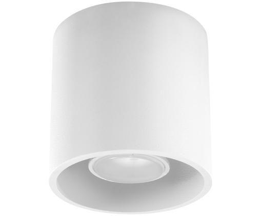 Spot/plafonnier blanc Roda, Blanc